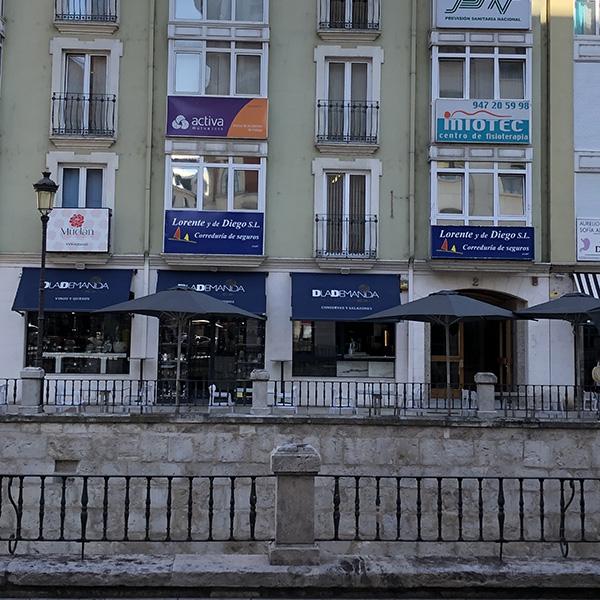 Oficina de Burgos